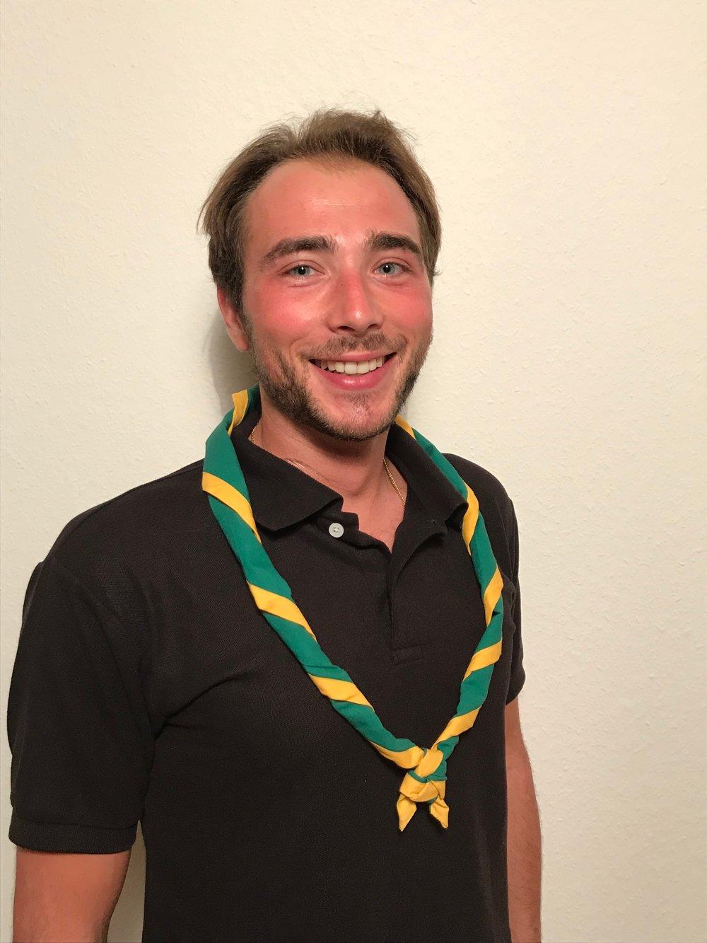 Philipp Eiche / Bufo  Präsident