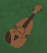 Opslaget om violinen findes her.