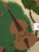Opslaget om kontrabassen findes her.