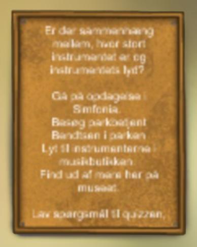 Kustodens instruktionsopslag findes på Museet.