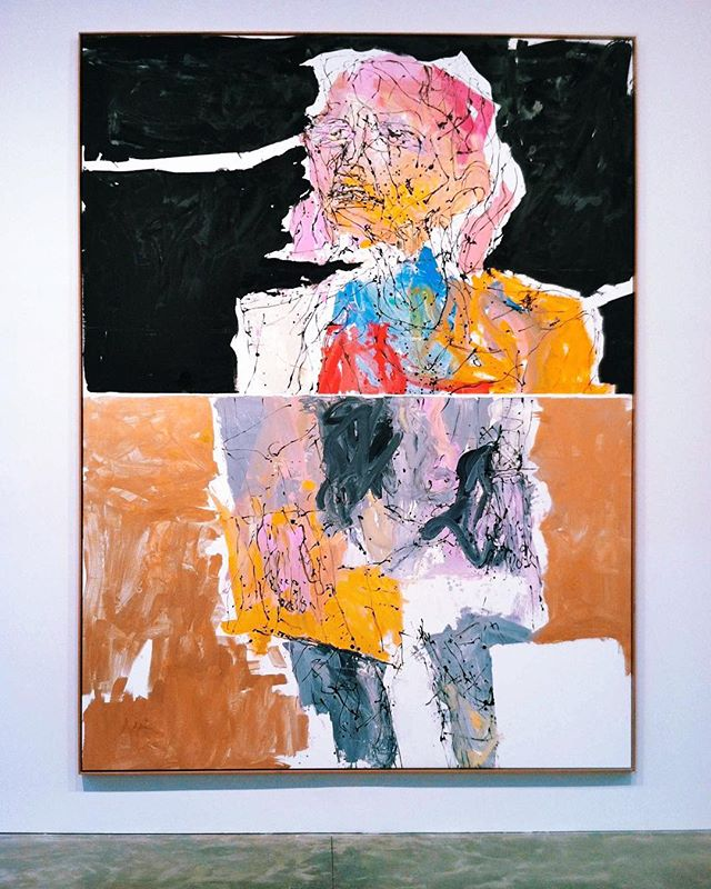 Inspiration of the day - Georg Baselitz.