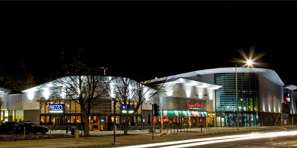 Cityview Leisure Park, Haverhill, by Citygrove