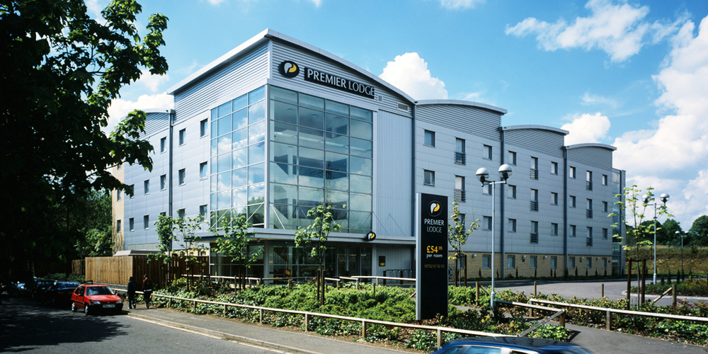 Premier Lodge, Watford by Citygrove