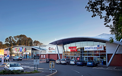 Bishop's Court Retail Park