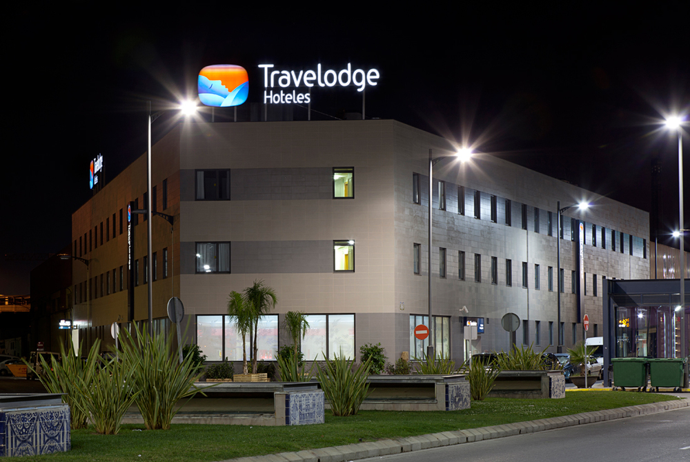 Travelodge, Valencia, Citygrove