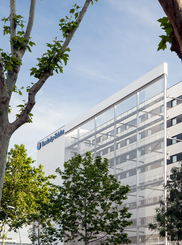 Travelodge, Barcelona, Citygrove
