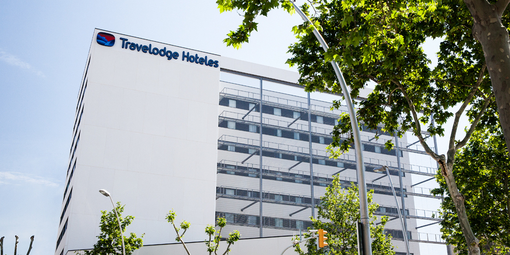 Travelodge, Barcelona, Spain