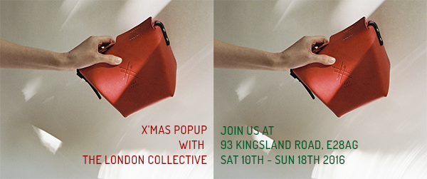 Come and check out some of the best creative gifts in Shoreditch from 10th till 18th December 2016. From London based designers, we have come together to offer you the best shopping experience.