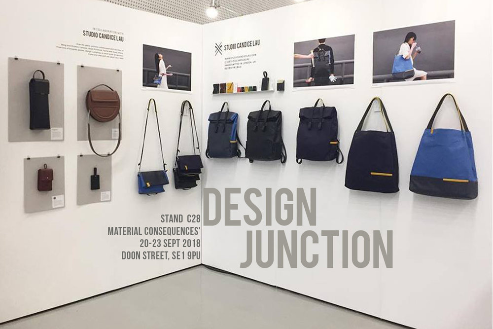 Design Junction 'MAterial Consequences'