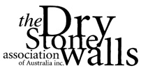 Dry Stone Walls Association of Australia Logo
