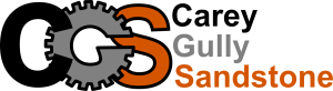 Carey Gully Sandstone Logo