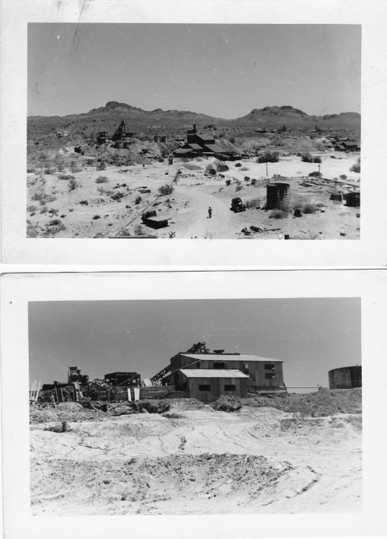 Above: Operations Circa 1934