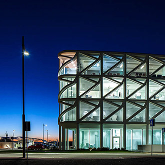 Morena Architects /Popular Bank Cividale D.F.