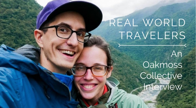 Real World Travelers OMC Interview