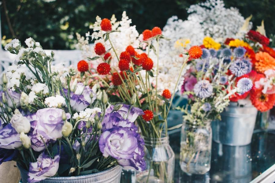 OMC Floral Arranging Workshop
