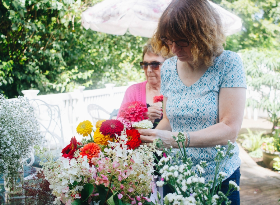 OMC Floral Arranging Workshop