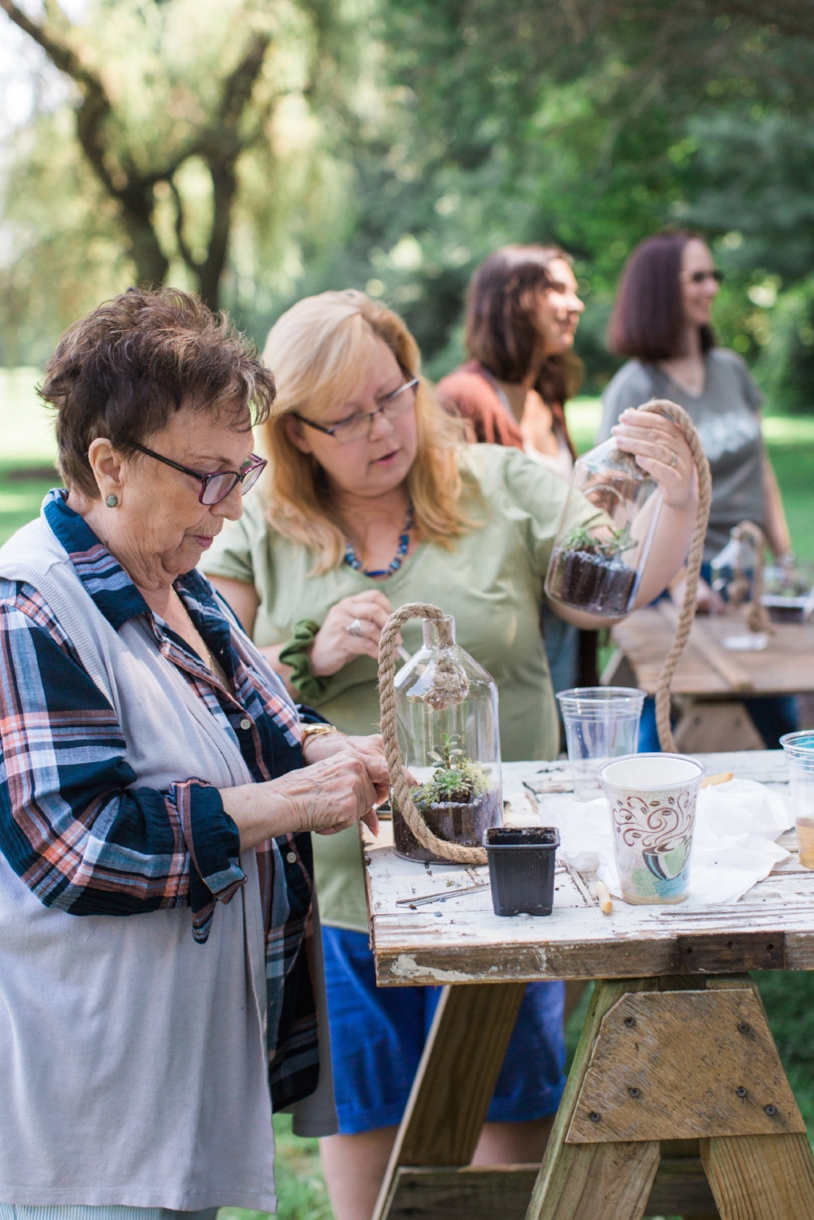 Terrarium Garden Workshop -OMC