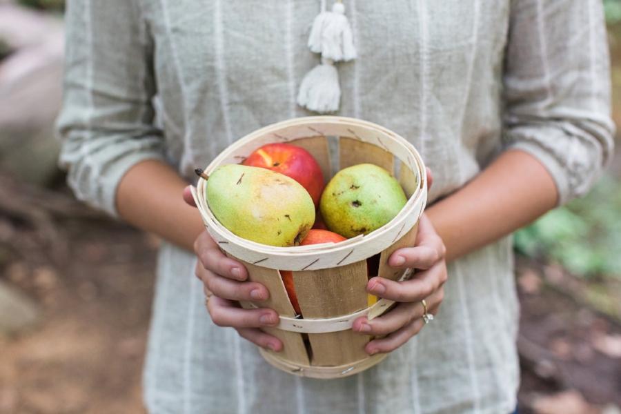 Choosing Fall Produce