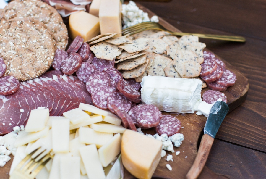 Oakmoss Collective Charcuterie Board