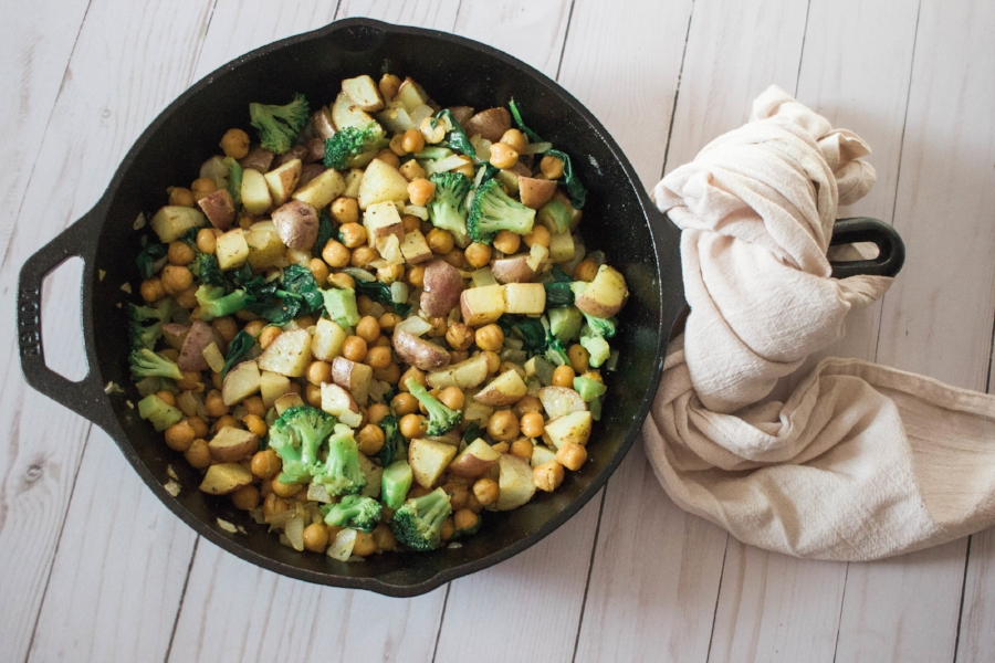 OMC Chickpea Bowl