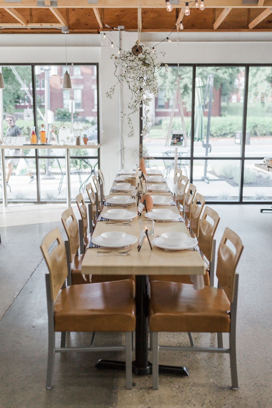Oakmoss Collective Creatives Dinner