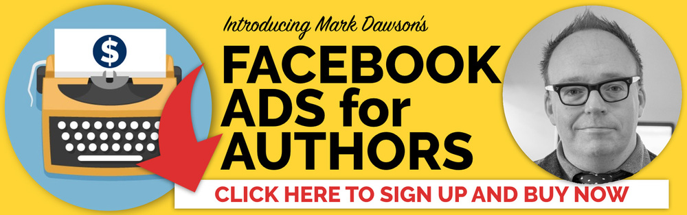 FB ADS FOR AUTHORS