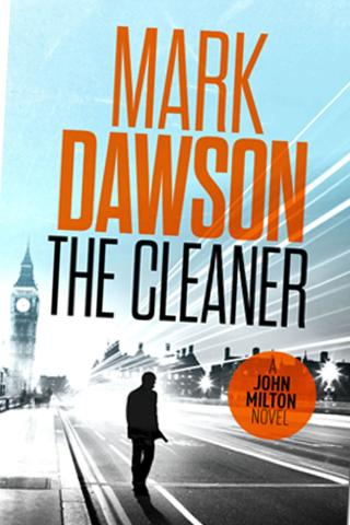the cleaner by mark dawson