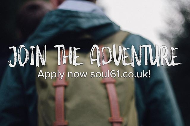 Spend ten months at the heart of @soulsurvivoruk growing in your character, your leadership skills and your relationship with God! Come and join the adventure!  #soulsurvivor16 #gapyear #applynow