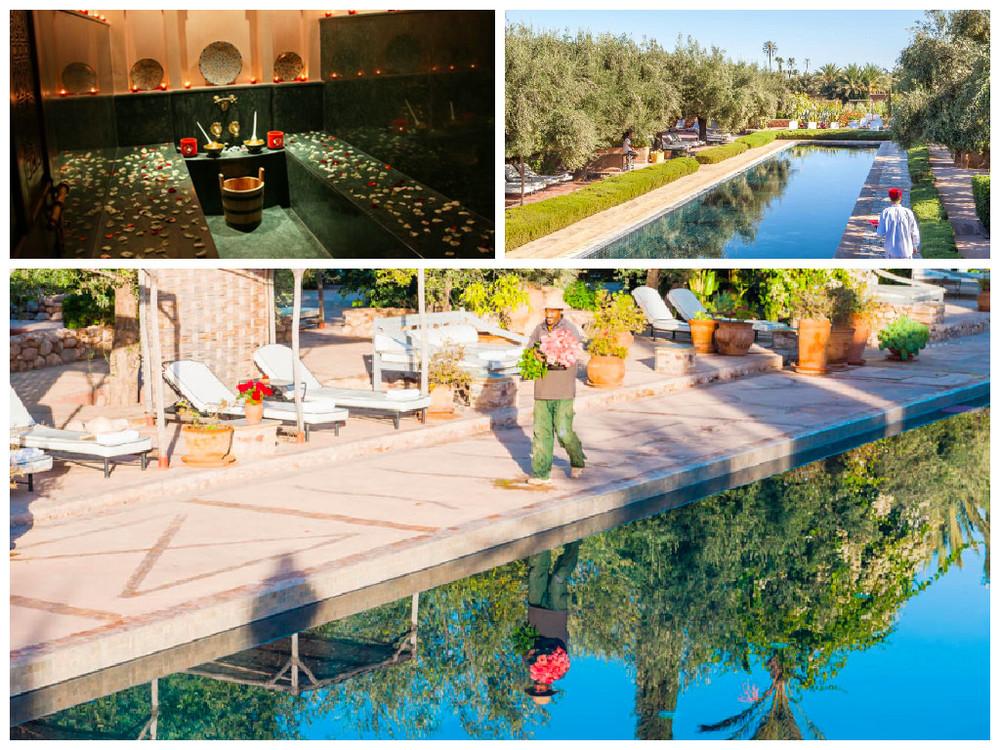 Les Bains d'Azahara & Le Beldi Country Club.