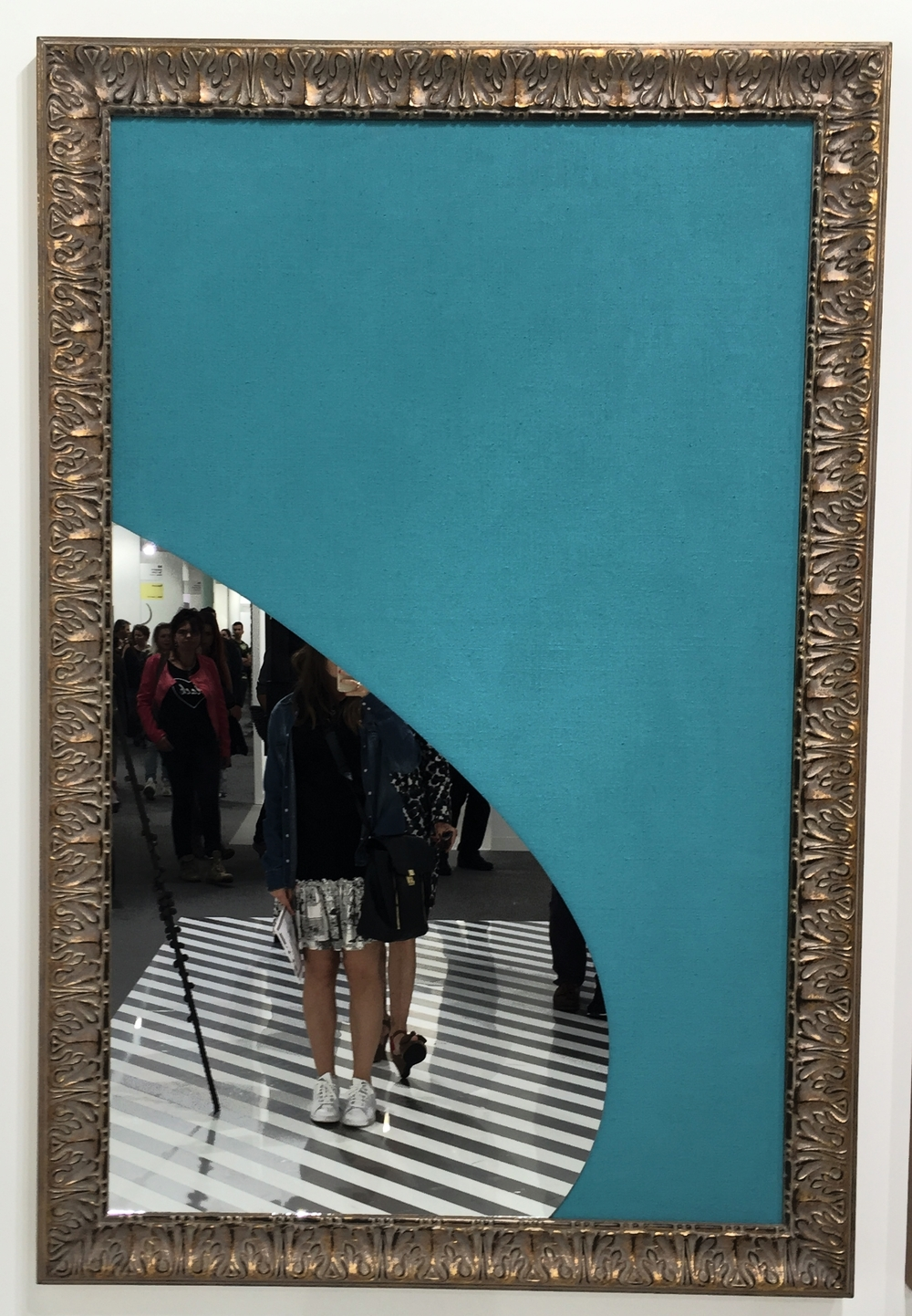 Michelangelo Pistoletto | Color and light, 2014