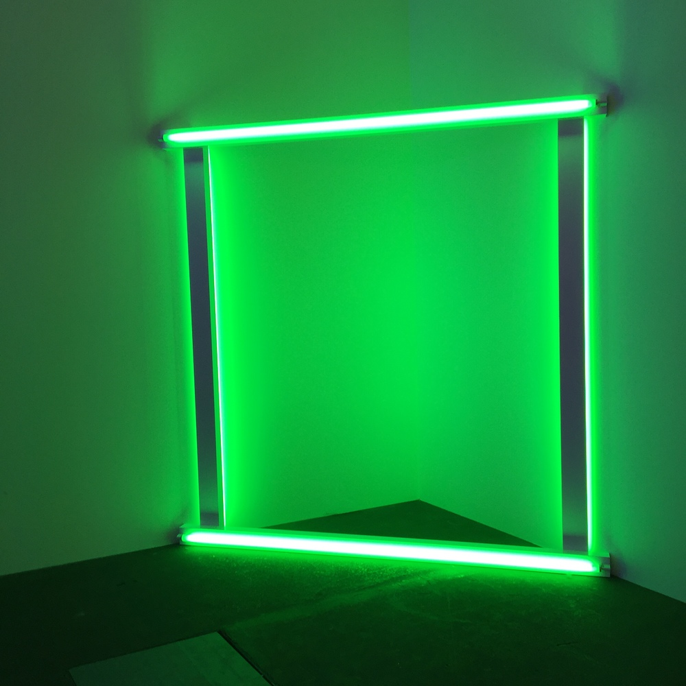 Dan Flavin | Untitled (to Katharina and Christoph), 1966-1971