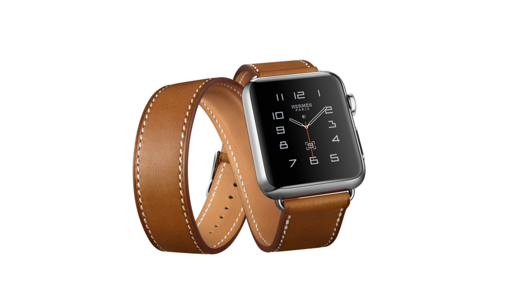 MADEMOISELLE DB BLOG HORLOGERIE HERMES APPLE WATCH