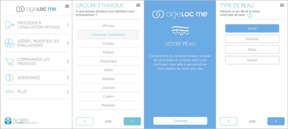 Mademoiselle DB Blog test ageLOC ME Nu Skin evaluation 1
