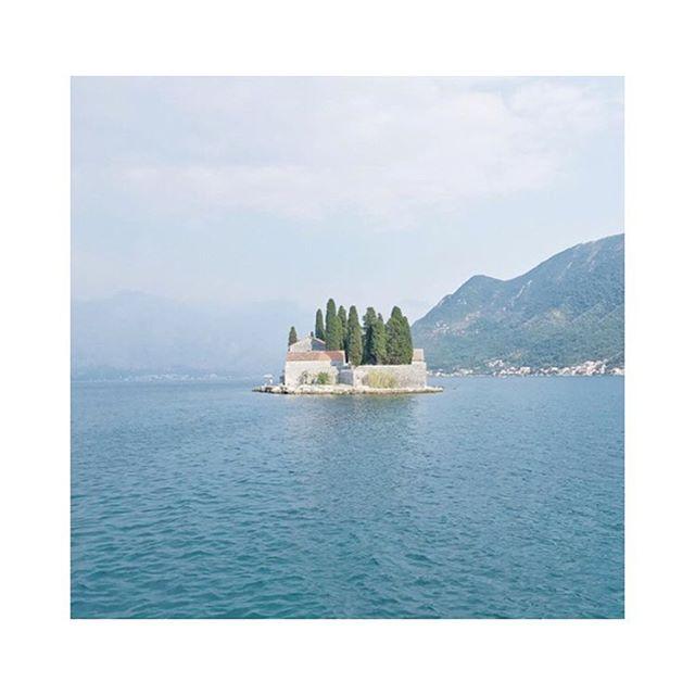 ⚓️#islandhopping ⚓️ #kotorbay #sailingtrip #islandvibes #montenegro