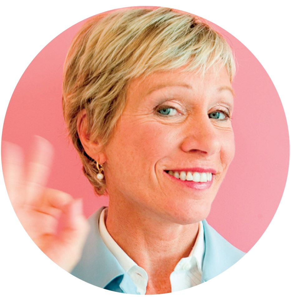 Barbara Corcoran endorses Rebecca Kammerer of Sleep Cadets