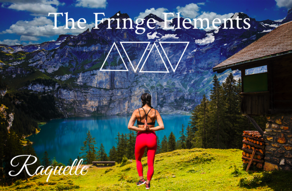 the fringe elements   - Earth, Water, Fire, Air
