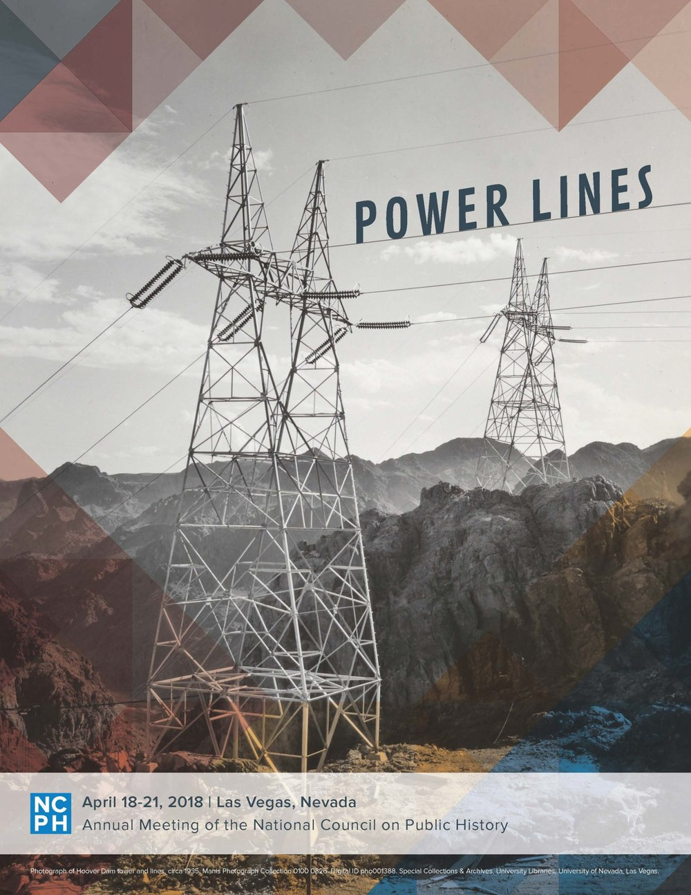 Powerlines Conference Program Cover
