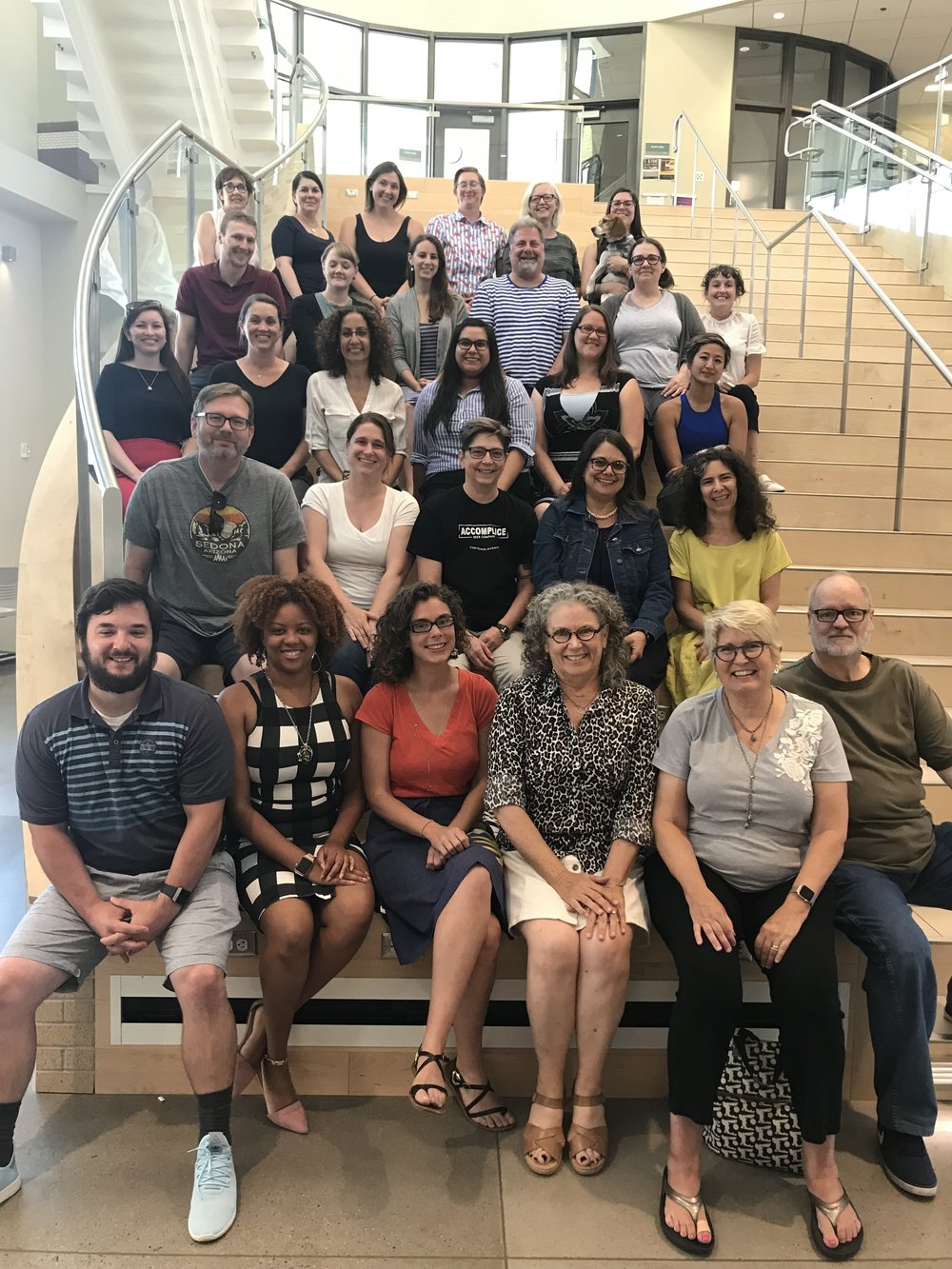 NEH Summer Institute Cohort