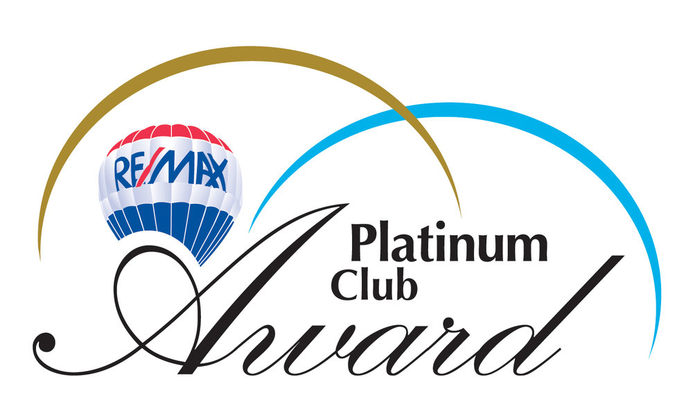"""Platinum Club Award - Associates who on an annual basis ranked among the very highest producers with gross commissions amounts of $250,000 - $499,999.""      2013, 2014, 2015, 2016"