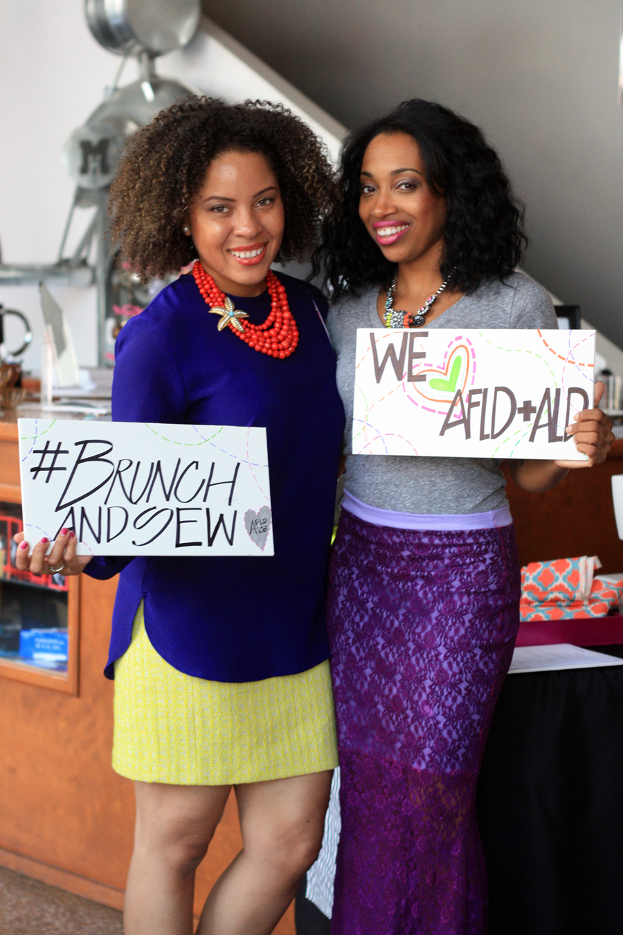 Brunch and Sew Memphis Sewing Blogger