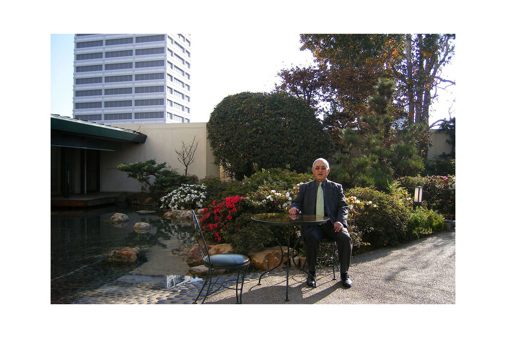 Akinori Hosaka in Hollywood