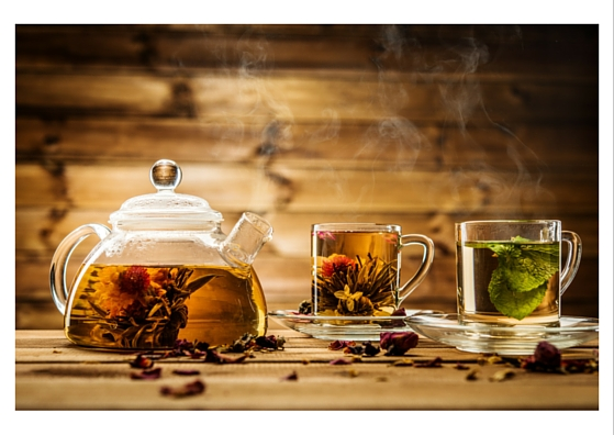Create a delightful infusion to help increase bladder muscle tone