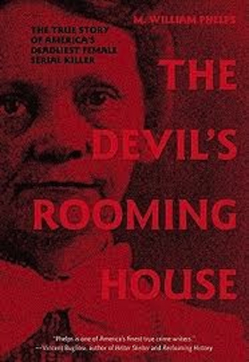 The Devil's Rooming House - The film is based on the true story of Amy Archer, the most prolific female serial killer to ever live. The book is being adapted by Max La Bella (Demonic). I acquired the rights to the book and partnered with Old Lime Productions to finance the development of the book.   Deadline story:    http://deadline.com/2014/05/devils-rooming-house-peter-facinelli-a7sle-films-max-la-bella-734429/    Dreadcentral story:    http://www.dreadcentral.com/news/49980/the-devil-s-rooming-house-to-chronicle-the-story-of-america-s-most-prolific-serial-killer/#axzz2mL1hyZM3