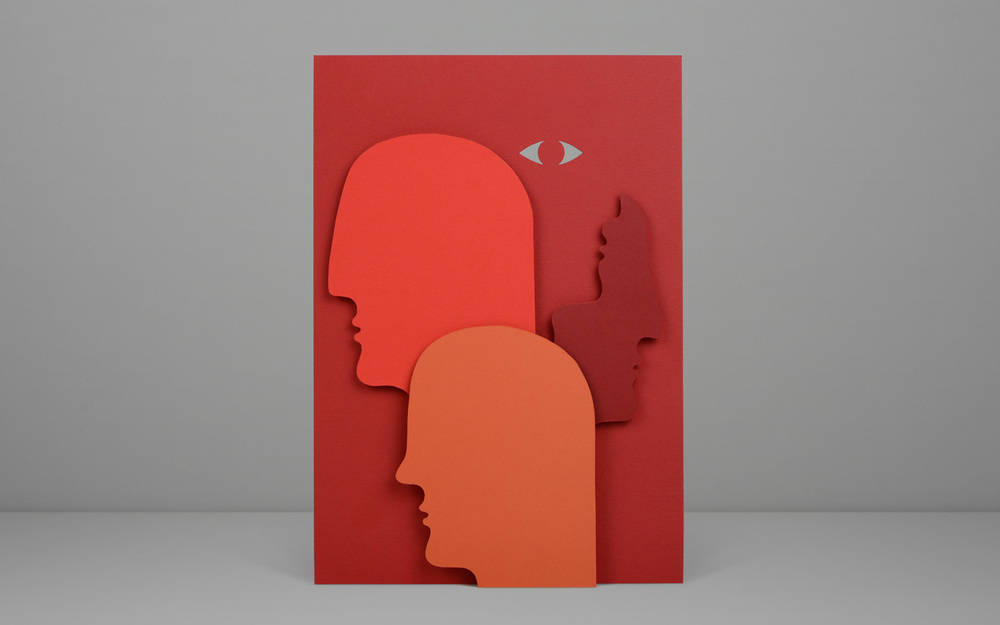 Paper cut-outs