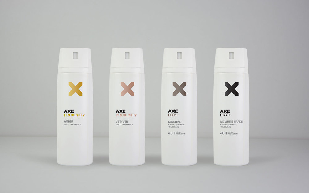 Axe packaging concept