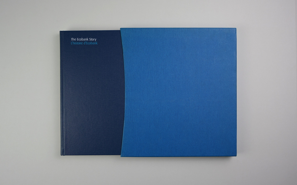 Ecobank history book