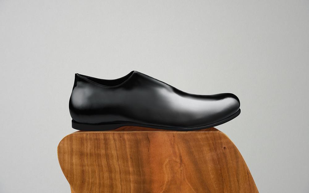 Otto Marx shoe branding