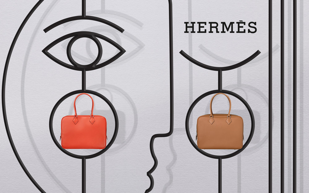 Hermès art direction & illustration
