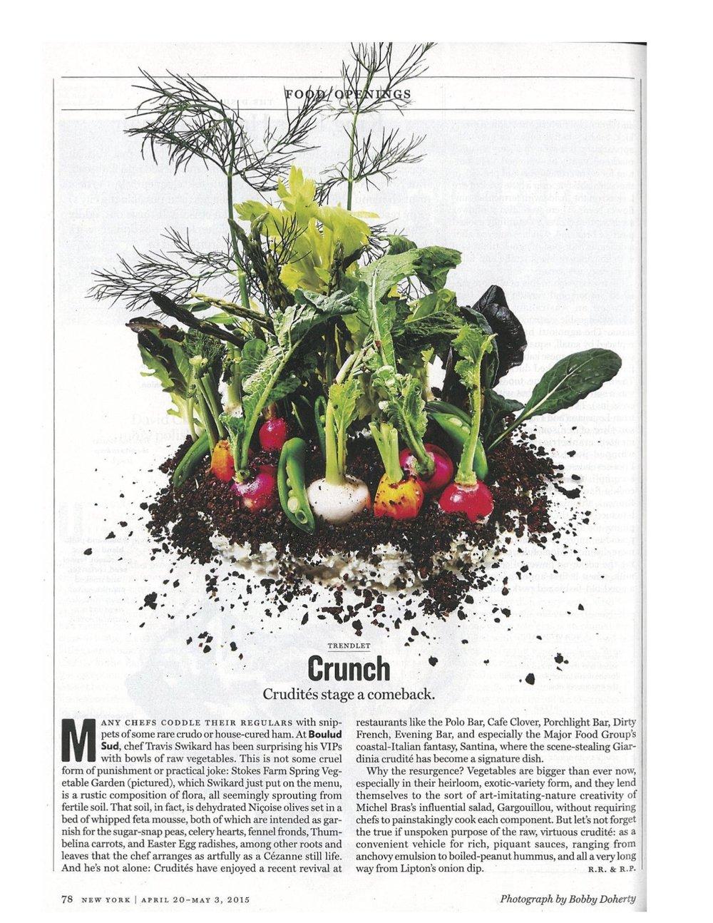 Boulud Sud - New York Magazine, Crudites.jpg