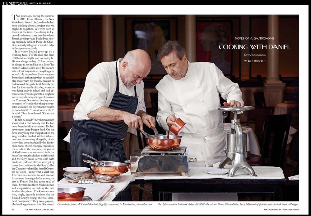 DANIEL BOULUD_The New Yorker_Bill Buford's Notes of a Gastronome Cooking with Daniel_July 29 2013.jpg